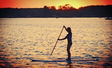 Two 2-Hour Stand-Up Paddleboard Rentals at SUP 101 Lakes in Angola (Half Off). Two Options Available.