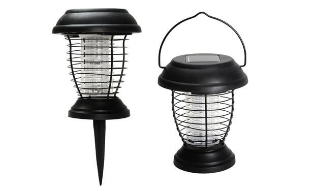 lampe anti insectes 2en1 groupon shopping. Black Bedroom Furniture Sets. Home Design Ideas