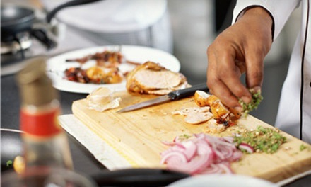 Two-Hour Cooking Class for One or Two at Plan B (Up to 55% Off)