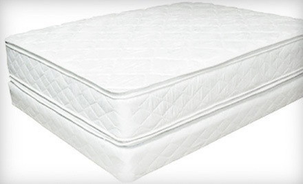 Twin, Full, Queen, or King Double Pillow-Top or Memory-Foam Mattress at Casa Furniture (Up to 77% Off)