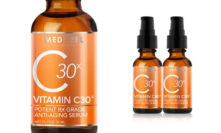 Medpeel Vitamin C30x Skin Serum (1 fl. oz.)