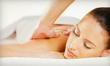 One or Two Packages with Massage, Aromatherapy, Head Massage, and Foot Scrub at Just Breathe Massage (Up to 64% Off)