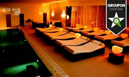 Well Domus — Foz: circuito de spa para dois com opção de massagem de relaxamento e ritual de chá desde 22€