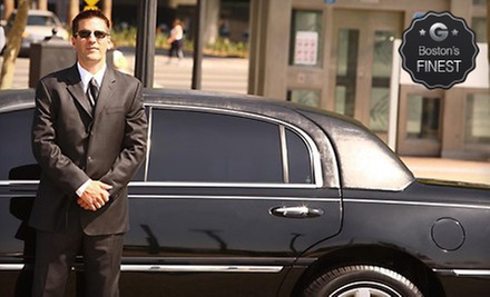 One-Way or Round-Trip Sedan or SUV Service to Boston Logan Airport from Boston North Limousine (Up to 63% Off)