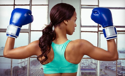 Four or Eight Boot-Camp or Cardio-Boxing Classes at Tampa VIP Training (Up to 59% Off)