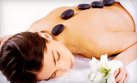 One or Three 90-Minute Massages with Optional Hot-Stone Treatments at Stress Free Therapeutic Massage (Up to 57% Off)