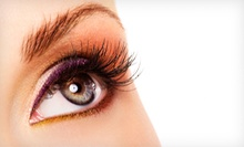 Full Set of Eyelash Extensions with Optional Refill at BienEstar Massage (Up to 68% Off)