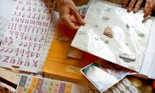 Scrapbooking Supplies and Classes at Every Last Scrap (Half Off). Two Options Available.