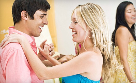 Private and Group Dance Lessons at Fred Astaire Dance Studios (Up to 86% Off). Three Options Available.