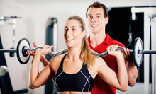 Four or Eight Personal-Training Sessions from Eric Shaw Personal Trainer at Boundaries Gym (Up to 75% Off)