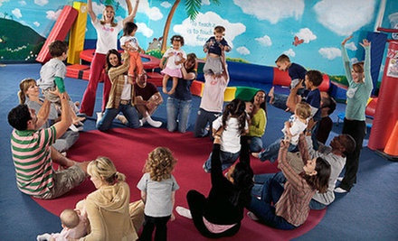 $39 for Four Weeks of Classes and a Lifetime Kids' Play-Gym Membership at My Gym (Up to $145 Value)