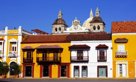 Groupon Deal: ✈ 5-Day Tour of Colombia with Airfare from Gate 1 Travel. Price per Person Based on Double Occupancy.