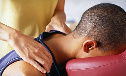 Chiropractic Exam with X-rays, Massage, and One, Three, or Five Adjustments at Masterson Chiropractic (Up to 91% Off)