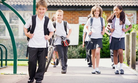 $25 for $50 Worth of School-Uniform Apparel for Boys and Girls at School Matters