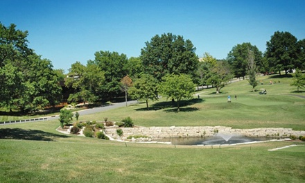 Nine Holes of Golf for Two or Four Including Cart Rentals and Drinks at Creve Coeur Golf Course (Up to 51% Off)