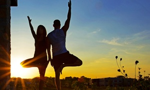 $39 For One Month Of Unlimited Yoga Classes At Perennial Yoga & Meditation ($85 Value)