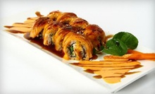 $10 for $20 Worth of Japanese Food at Bamboo Grill &amp; Sushi