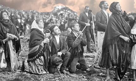 Embaixada do Conhecimento — Teatro Sá da Bandeira: bilhete para Fátima - História de um Milagre por 4,90€