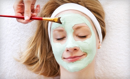 One or Three Studio Facials at The Skin Care Studio at Exposé Hair Design (Up to 56% Off)