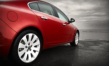 One or Two Mobile Deluxe Auto Details from Bridges Auto Detailing (Up to 75% Off)