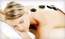 Power Regeneration Facial with Foot or Hot-Stone Massage at Ultimate Spa by Adela (Up to 53% Off)
