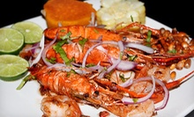 Traditional Peruvian Food and Drinks at Los Cabos Puro Peru (Half Off). Two Options Available.