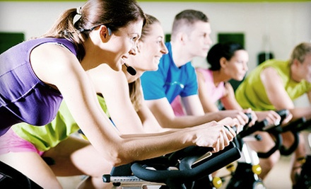10 or 20 Indoor-Cycling Classes at Go Epic Indoor Cycling (76% Off)