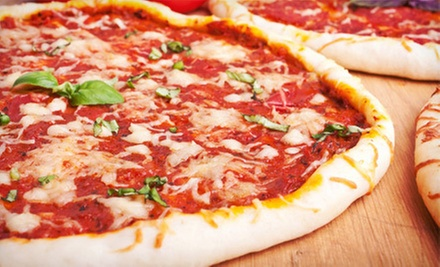 Internationally Inspired Pizza, Salads, and Sandwiches for Two or Four at Kyro Pizza (Up to 53% Off)