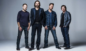 Third Day At North Charleston Performing Arts Center On March 19 At 7 P.m. (up To 30% Off)