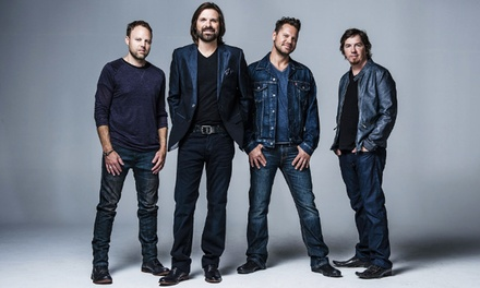 Third Day at Citi Performing Arts Center Emerson Colonial Theatre on March 5 at 7 p.m. (Up to 30% Off)