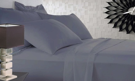 1,000-Thread-Count 100% Pima Cotton Sheet Sets