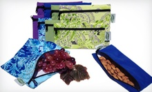 Eco-Friendly, Reusable Food Bags from Re-Pac Bags (Up to 50% Off). Two Options Available.
