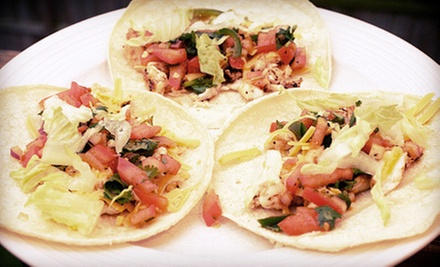 $14 for Two $14 Groupons Good for Mexican Fare at Taqueria Sonora in West Des Moines
