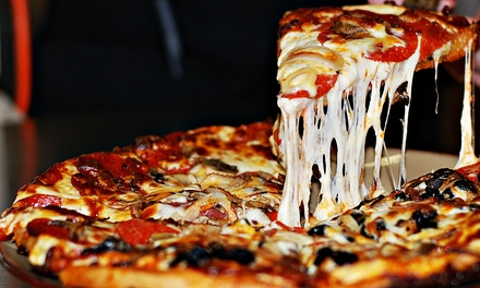 Gluten Free Pizza Menu, Weekend Brunch Menu, and Cakes by the Slice at The Little Aussie (Up to 45% Off)