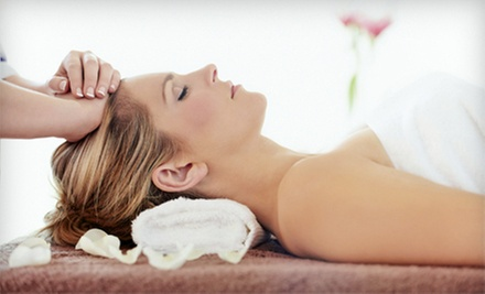 One or Three 60-Minute Reiki Sessions at Prana Spa (Up to 53% Off)