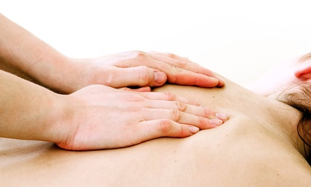 One or Two 60-Minute Swedish Massages at Touch of Relaxation (Up to 55% Off)