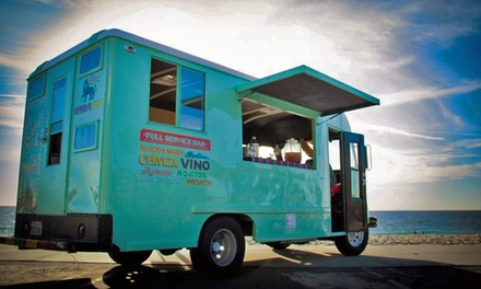 Four Hours of Rasta Rita Mobile Margarita Service With Option for Mobile Rasta Taco Service (Up to (Up to 61% Off)
