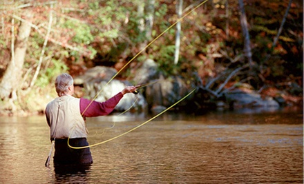 $224 for a Full-Day Guided Fly-Fishing Trip with Lunch for Up to Three from Blue Sky Fly Fishing Co. (Up to $450 Value)
