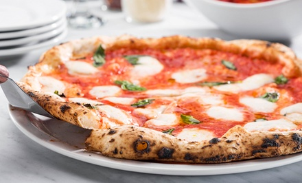 Pizza, Salad, and Drinks for Two or Four at Tony's of North Beach at Graton Casino (Up to 41% Off)