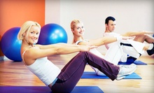 One-, Three-, or Six-Months of Unlimited Small Group Training with Gym Access at The Club at Morristown (Up to 90% Off)