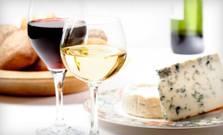 Wine and Cheese for Two on Friday–Saturday or Tuesday–Thursday at Syrah Restaurant and Wine Bar (Up to 52% Off)