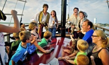 One-Hour Pirate Cruise for Two or Four from Dark Star Pirate Cruises (Up to 51% Off)