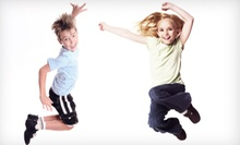 10 or 15 Open-Jump Play Times at Jump On In (Up to 61% Off)