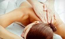 One or Three Sessions of Bodywork and Cupping Massage at Intuitive Bodywork &amp; Massage (Up to 54% Off)