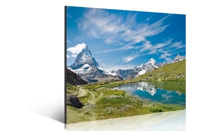 Impressão em forex com qualidade fotográfica desde 9,90€