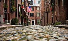 Historical Walking Tour for Two or Four from Boston Strolls (Up to 58% Off)