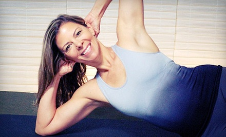 10 Pilates Classes or Pilates DVD Starring You with a Private Mat Class at Great Pilates Now, LLC (Up to 75% Off)