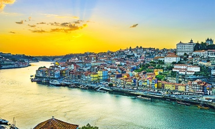 Belver Beta Porto4*: 2 noites para duas pessoas com pequeno-almoço, spa, cruzeiro no Douro e visitas vínicas por 129€
