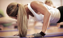 5, 10, or 15 Ladies Boot Camp Classes at Velocity Sports Performance (Up to 80% Off)