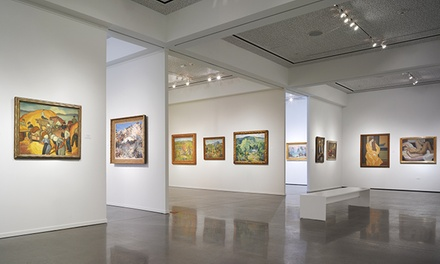 Oceanside Museum of Art Visit for Two or Four (Up to 47% Off)